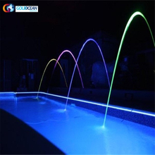 Outdoor Decoration Laminar Jet Water Fountain