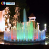 Water Pond Outdoor Music Fountain