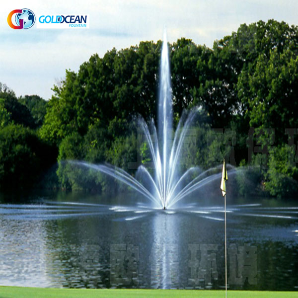 Outdoor Lake Portable Floating Fountain