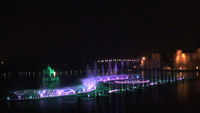 China Manufacturer Colorful Dancing Fountain