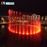 China Factory Supply Directly Lake Music Fountain