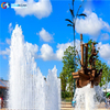 Factory Supply large Outdoor Garden Decoration Led Water Fountain Design