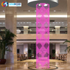 Free Design 8M Diameter Round Graphical Digital Water Curtain