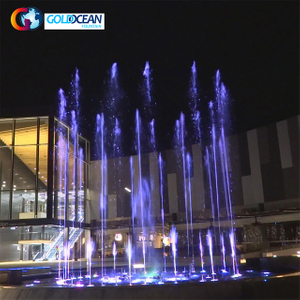 FREE DESIGN Dia.10m Music Dancing Water Fountain